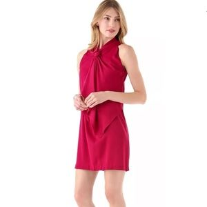 DVF Morana Silk Dress